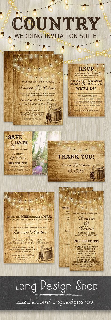 Wedding Invitations With Woods Themes by 17 Best Images About Wedding On Sunflower