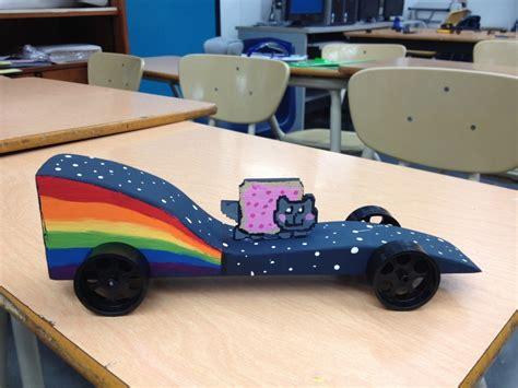 having fun in design class co2 cars pics