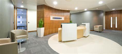 Atlanta Interior Decorators Reception Area Designing