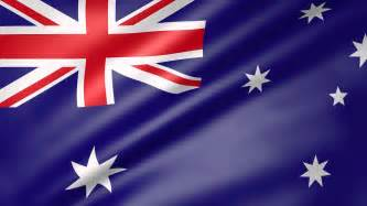 australia colors australia animated flag