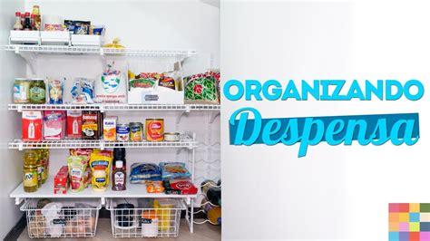 despensa organizada despensa organizada como organizar quadro lista de