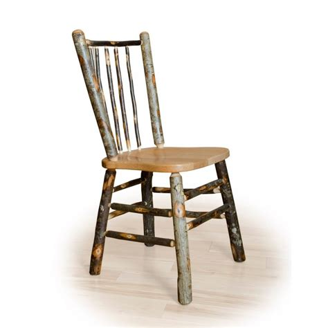 hickory dining room chairs rustic hickory and oak