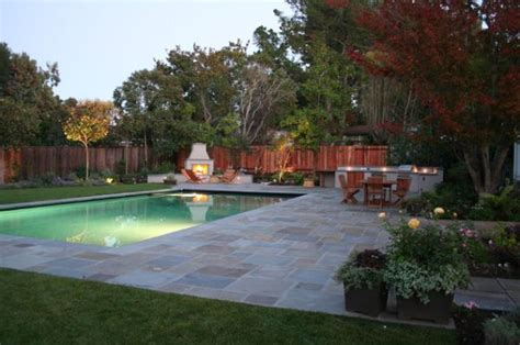 Backyard With Pool Ideas 20 Backyard Pool Design Ideas For A Summer
