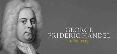 Tabellarischer Lebenslauf Georg Friedrich Handel Europe Service Londinesi Famosi
