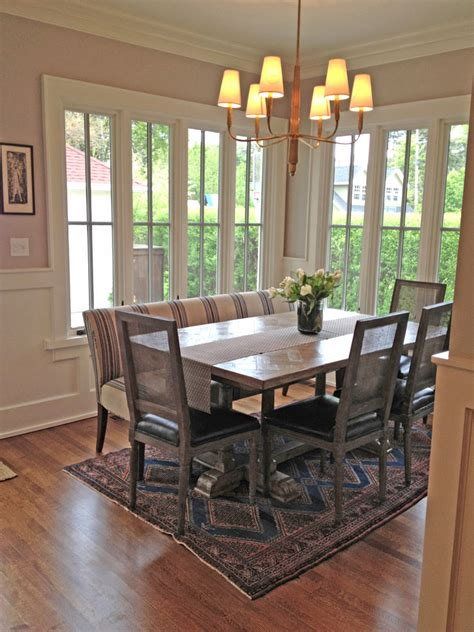 dining room with bench stupefying upholstered bench diy decorating ideas images