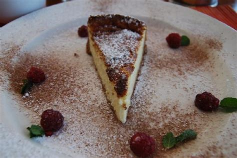 Rolfs Restaurant Cheese Cake Wonderful Desserts Picture Of Rolf S