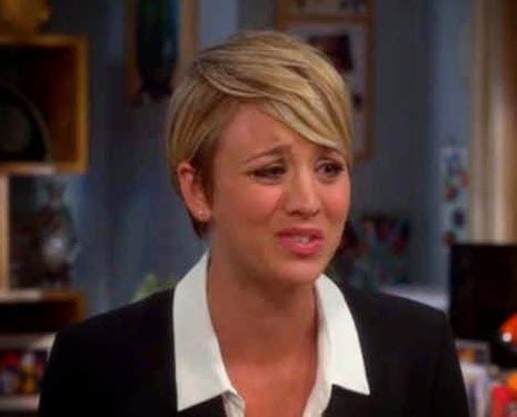 why did big bang penny cut her hair the deepest abyss why did the big bang theory cut penny s