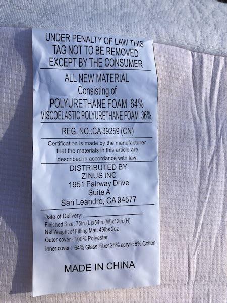 glass fibers  bed mattresses fiberglass awareness