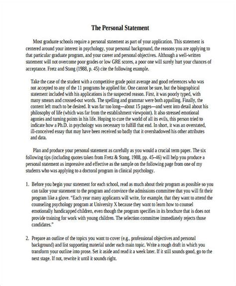 personal statement template top ideas about personal statement sle on shorts