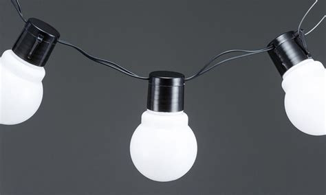 in lights groupon up to 72 solar led festoon lights groupon
