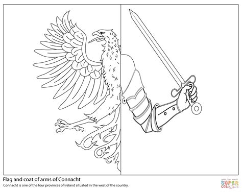 ireland coloring pages flag page coloring pages