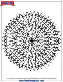 advanced mandala design coloring amp coloring pages