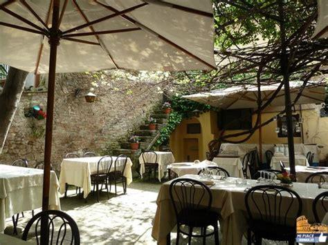 il giardino t礙 roma ristorante romolo