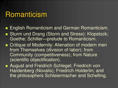 Neoclassicism Versus Romanticism Essays by Essay On Rationale