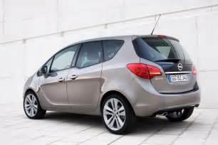 Meriva Opel Meriva All The Cars Tudo Sobre Todos 2004 174 2015