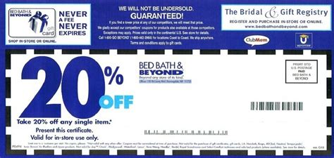 bed bath and betond coupons bed bath and beyond 20 coupon so many discounts