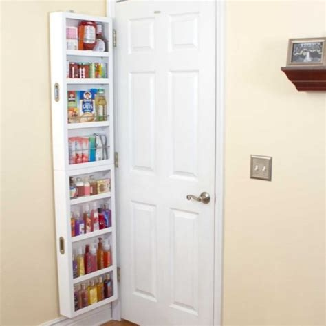 cabinet door storage ideas best 25 behind door storage ideas on pinterest spice