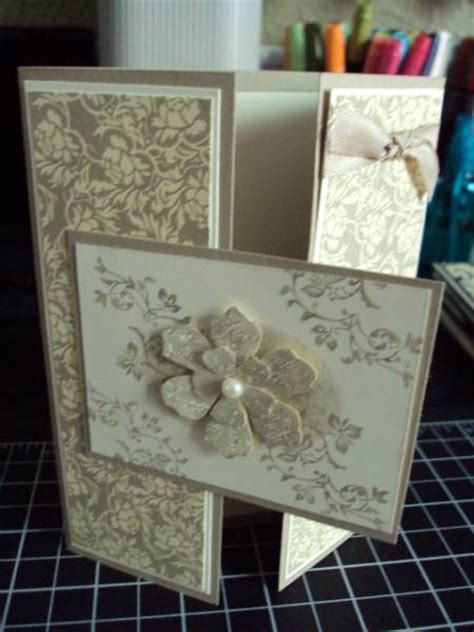 paper crafts cards wedding card by ekjohnson cards and paper crafts at
