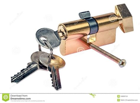 How To A Door Knob Key Lock by Key And Door Lock Stock Images Image 34806154