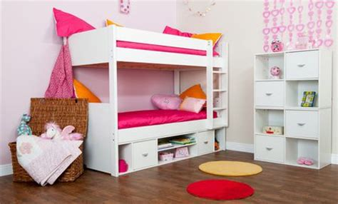 Stompa Uno Bunk Bed Bunk Beds Stompa Uno Wooden Bunk Bed Click 4 Beds