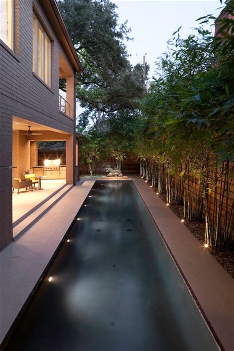 backyard pool designs with lap lane backyard pool designs contemporary landscape and pool lap design contemporary
