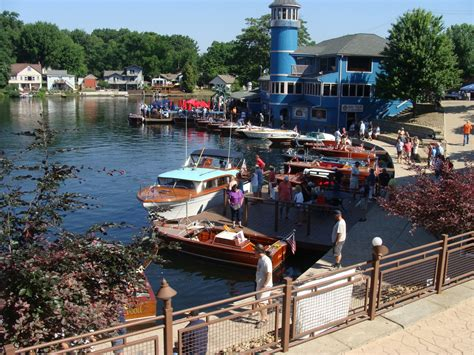 boat shows in ohio upcoming events 42nd annual portage lakes antique boat