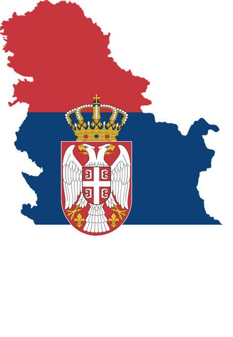 drapeau serbie serbie drapeaux des pays