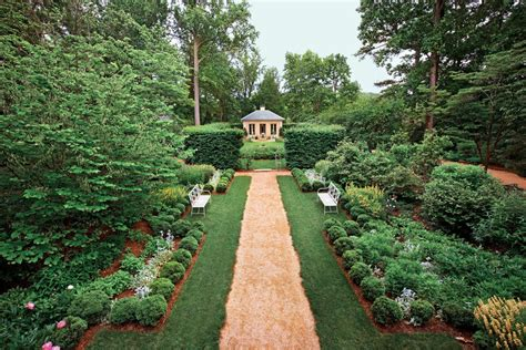 classical virginia garden the south s best gardens southern living