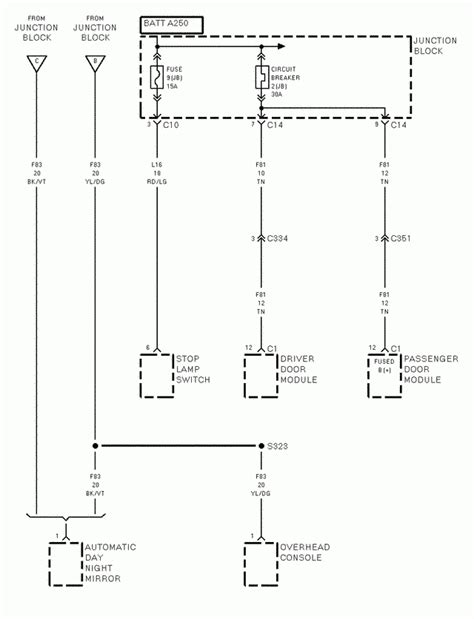 1996 jeep auto shutdown relay circuit location2wiring