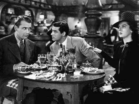themes in his girl friday his girl friday events coral gables art cinema