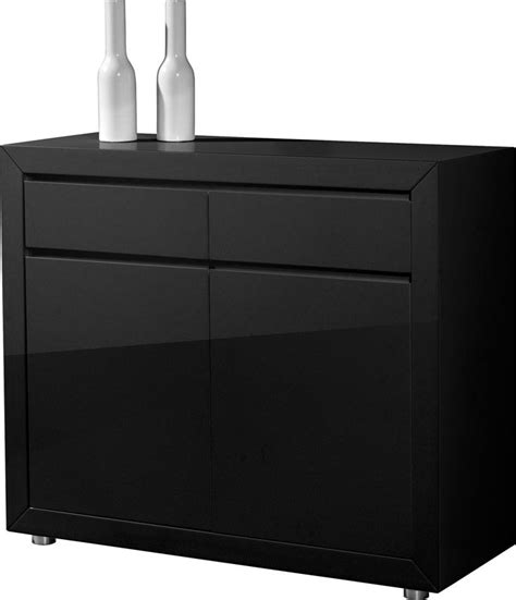 Black High Gloss Sideboards black high gloss sideboards living room furniture