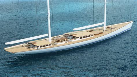 show sailing yacht reichel pugh reveals modern and classic sailing designs