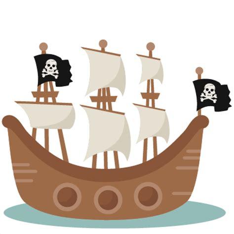 pirate boat clipart boat pirate ship clipart black and white free clipartix 4
