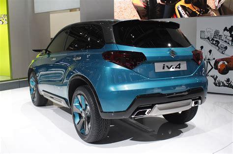 Suzuki Iv 4 Concept Suzuki Iv 4 Concept Frankfurt 2013 Photo Gallery Autoblog
