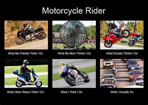 Bike Crash Meme - 35 funny memes only bikers will understand