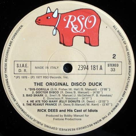 rick dees disco duck download movies backuperdvd