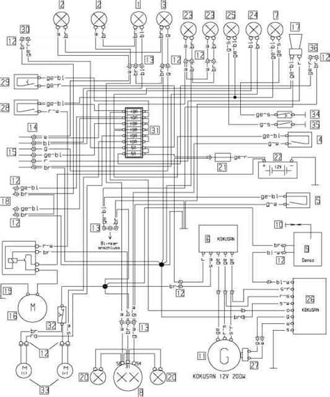 wiring diagram 2001 gsf 600s wiring diagrams