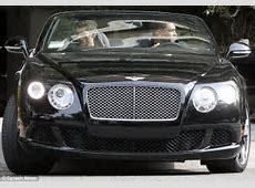 Zayn Malik rents £120k convertible Bentley despite not ... Zayn Malik Bentley