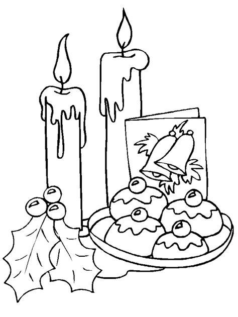 imagenes de navidad para colorear de velas imagen zone gt dibujos para colorear gt navidad velas navidad 38
