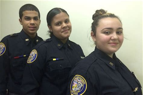 nypd training program aims to take teens to national