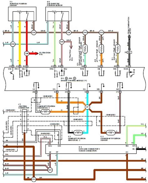 wiring diagrams 1995 toyota supra wiring diagram