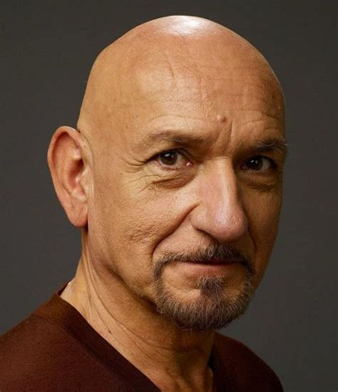 bald actor with white beard photo of ben kingsley top 25 famous sexy bold bald men