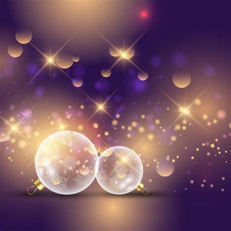 imagenes navideñas elegantes fondo de navidad morado bokeh en estilo brillante