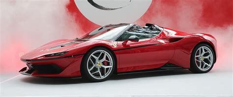 ferrari j50 wallpaper ferrari j50 to serve as blueprint for future ferrari designs