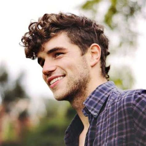 Haircuts For Teenage Boys With Curly Hair | 20 curly hairstyles for boys mens hairstyles 2018