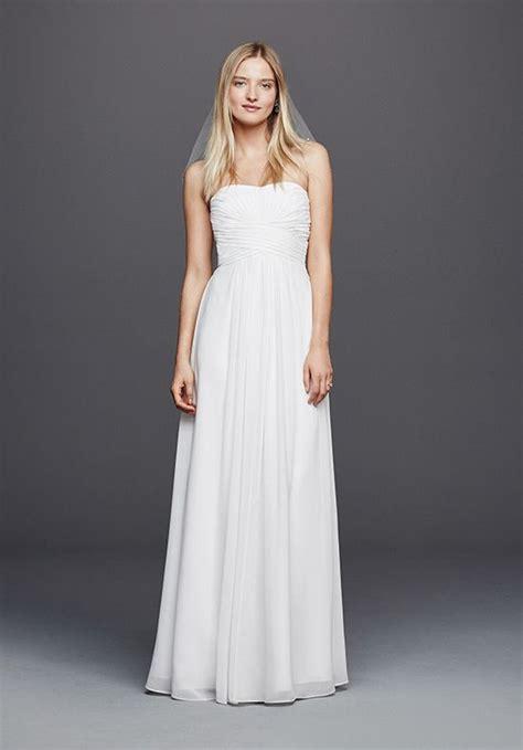 chiffon hairstyle wedding dresses strapless long chiffon wedding dress