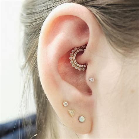 celebrity ink piercing taking a shine to constellation piercings chronic ink