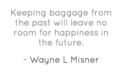 Leave No Room For baggage quotes quotesgram