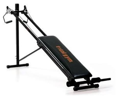 total 1100 home fitness folding exercise equipment machine
