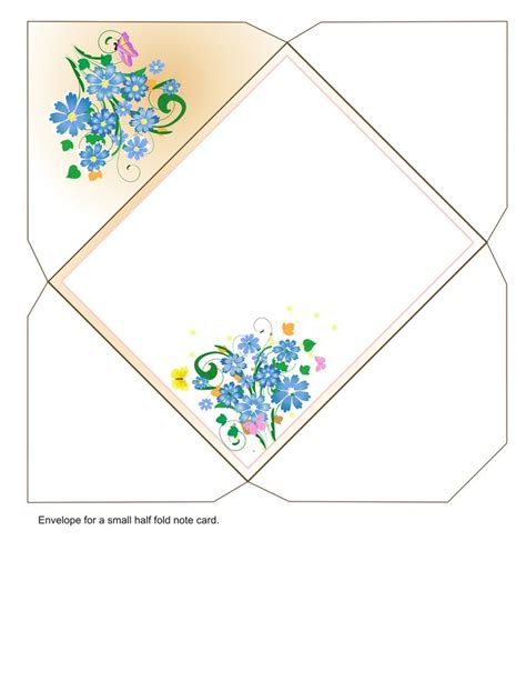 printable greeting card envelope template envelope envelopes envelopes stationary